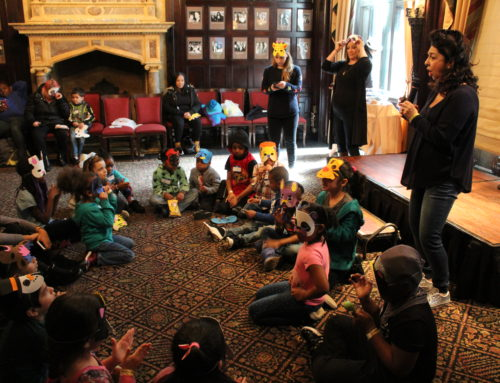 """Friars Club Hosts HFH Kids for National """"Let's Laugh"""" Day"""